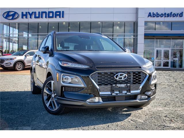 2020 Hyundai Kona 1.6T Ultimate (Stk: LK462772) in Abbotsford - Image 1 of 24