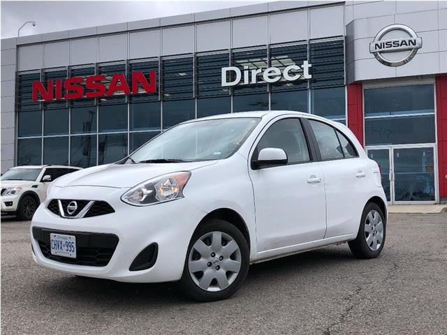2019 Nissan Micra SV | CERTIFIED PRE OWNED (Stk: P0650) in Mississauga - Image 1 of 18
