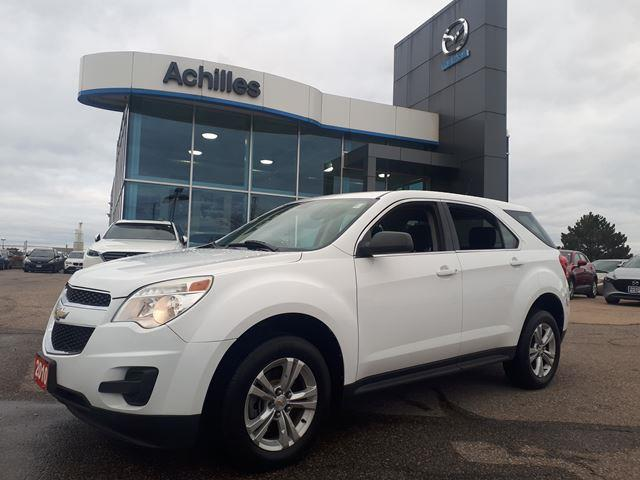 2010 Chevrolet Equinox LS (Stk: H1962A) in Milton - Image 1 of 11