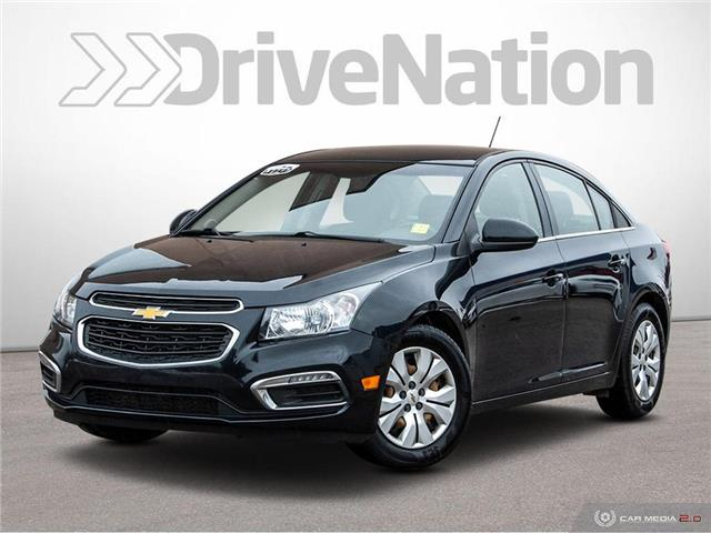2015 Chevrolet Cruze 1LT (Stk: D1525) in Regina - Image 1 of 28