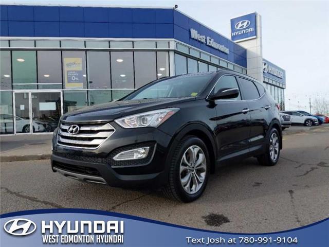 2015 Hyundai Santa Fe Sport  (Stk: E4751) in Edmonton - Image 1 of 25