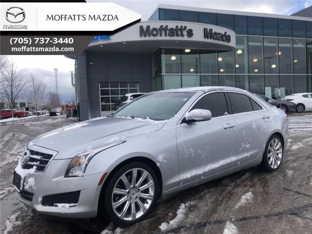 2013 Cadillac ATS  (Stk: P7645B) in Barrie - Image 1 of 21