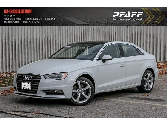 2015 Audi A3 1.8T Komfort (Stk: 22437A) in Mississauga - Image 1 of 22