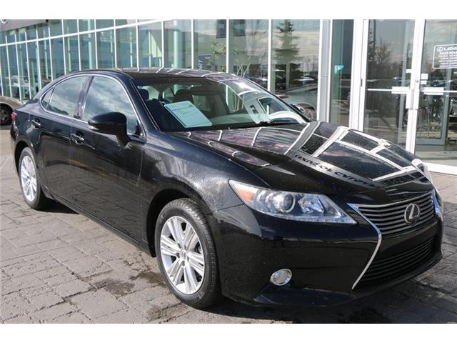 2013 Lexus ES 350 Base (Stk: 190667B) in Calgary - Image 1 of 11