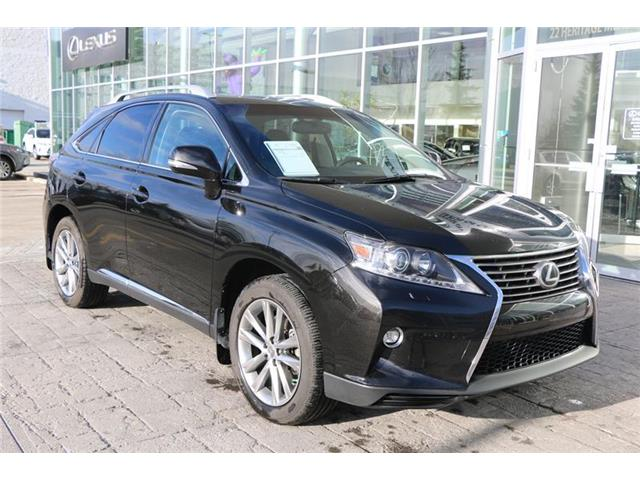 2015 Lexus RX 350 Sportdesign (Stk: 200063A) in Calgary - Image 1 of 12