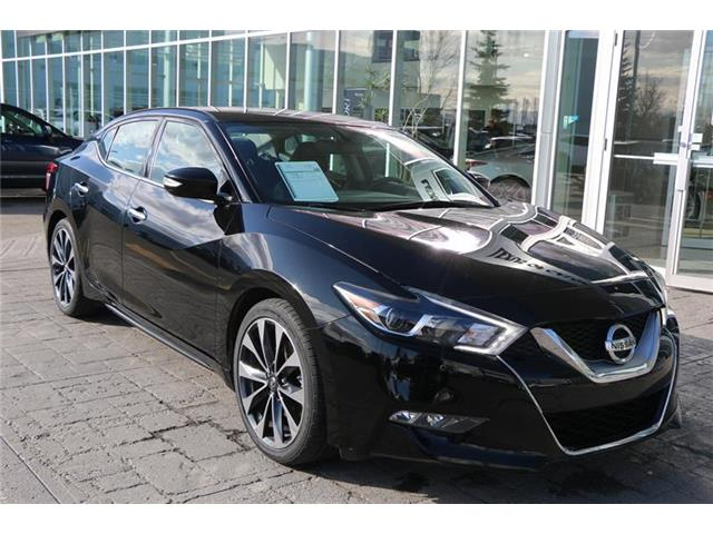 2016 Nissan Maxima SR (Stk: 200105A) in Calgary - Image 1 of 10