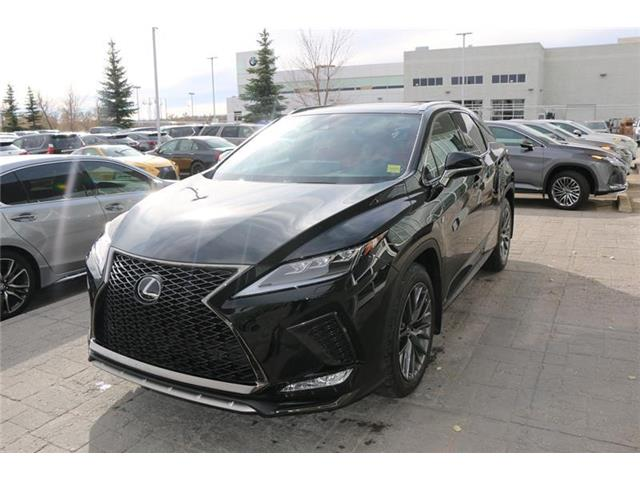 2020 Lexus RX 350 Base (Stk: 200049) in Calgary - Image 1 of 9