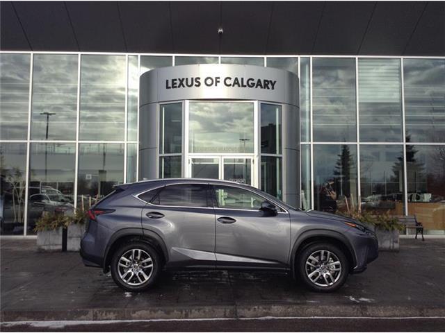 2020 Lexus NX 300 Base (Stk: 200060) in Calgary - Image 1 of 9