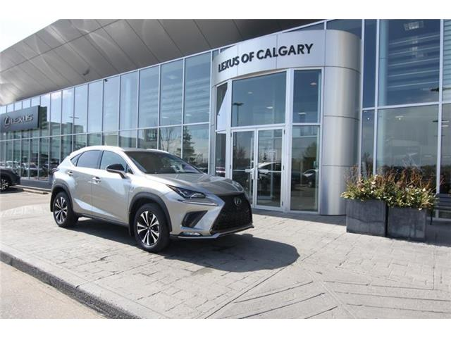 2020 Lexus NX 300 Base (Stk: 200039) in Calgary - Image 1 of 20