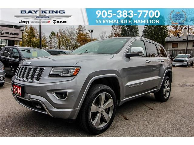 2014 Jeep Grand Cherokee Overland (Stk: 197254A) in Hamilton - Image 1 of 28