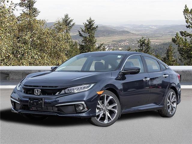 2020 Honda Civic Touring (Stk: 20057) in Milton - Image 1 of 23