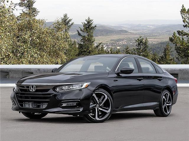 2020 Honda Accord Sport 1.5T (Stk: 20044) in Milton - Image 1 of 23
