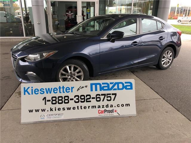 2015 Mazda Mazda3 GS (Stk: 35979A) in Kitchener - Image 1 of 27