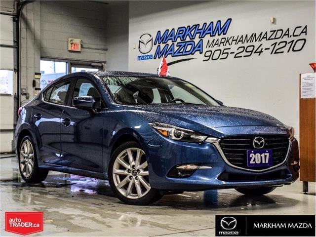 2017 Mazda Mazda3 GT (Stk: D5200022A) in Markham - Image 1 of 28