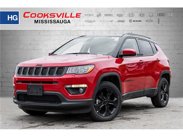 2020 Jeep Compass North (Stk: LT129539) in Mississauga - Image 1 of 19