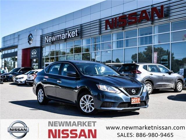 2017 Nissan Sentra 1.8 SV (Stk: 192034A) in Newmarket - Image 1 of 27