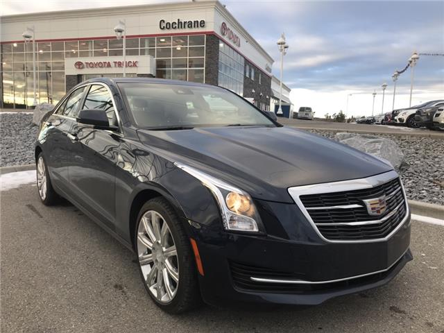 2015 Cadillac ATS 3.6L Luxury (Stk: 190423A) in Cochrane - Image 1 of 7