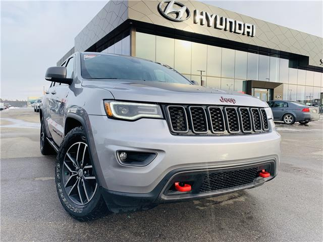 2017 Jeep Grand Cherokee Trailhawk (Stk: H2494A) in Saskatoon - Image 1 of 24