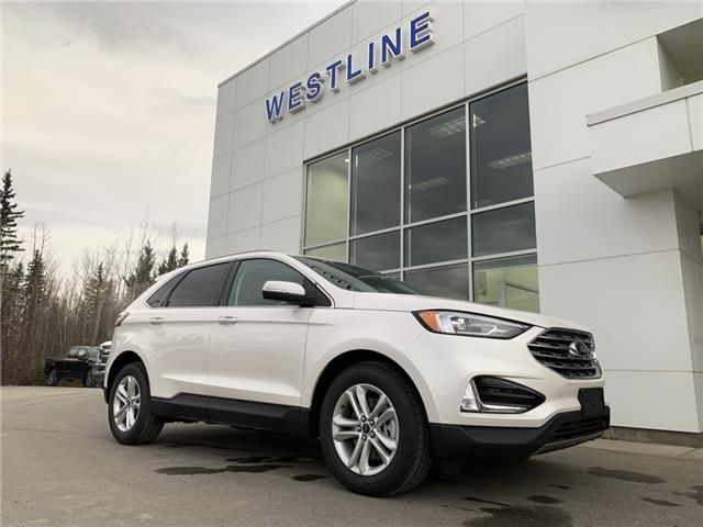 2019 Ford Edge SEL (Stk: 4221) in Vanderhoof - Image 1 of 23