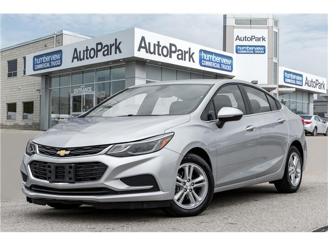 2018 Chevrolet Cruze LT Auto (Stk: ) in Mississauga - Image 1 of 19