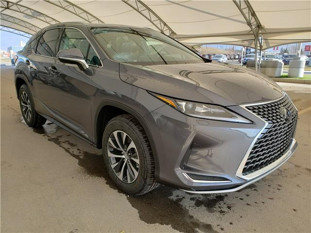 2020 Lexus RX 350 Base (Stk: L20083) in Calgary - Image 1 of 6