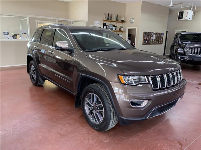 2019 Jeep Grand Cherokee Limited (Stk: T19-223) in Nipawin - Image 1 of 12