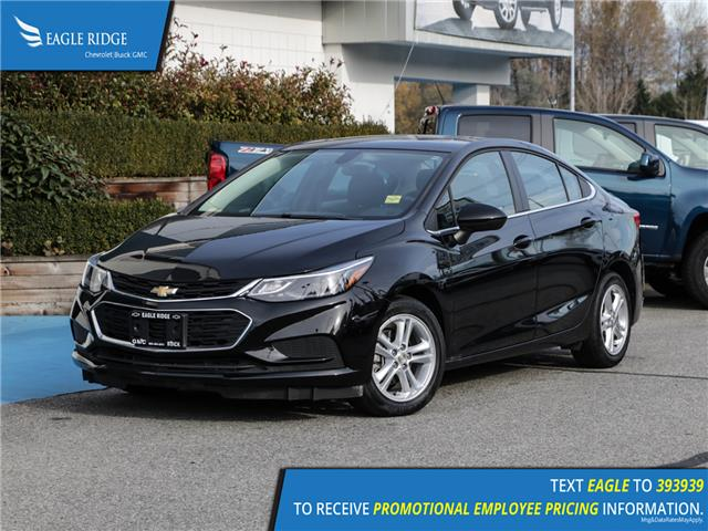 2018 Chevrolet Cruze LT Auto (Stk: 189595) in Coquitlam - Image 1 of 17