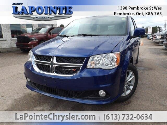 2019 Dodge Grand Caravan CVP/SXT (Stk: 19594) in Pembroke - Image 1 of 27