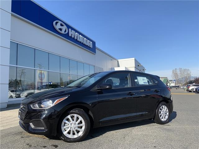 2020 Hyundai Accent Preferred (Stk: HA1-0001) in Chilliwack - Image 1 of 11
