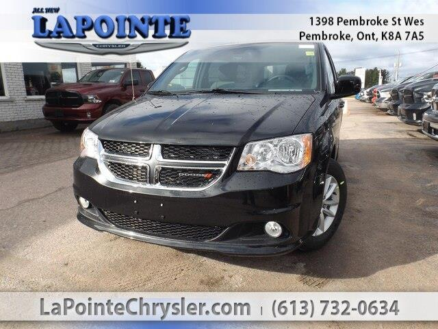 2019 Dodge Grand Caravan CVP/SXT (Stk: 19613) in Pembroke - Image 1 of 27