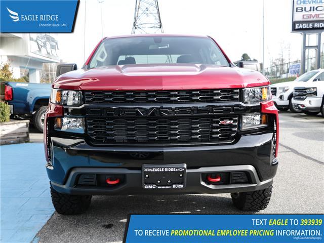 2020 Chevrolet Silverado 1500 Silverado Custom Trail Boss (Stk: 09200A) in Coquitlam - Image 2 of 17