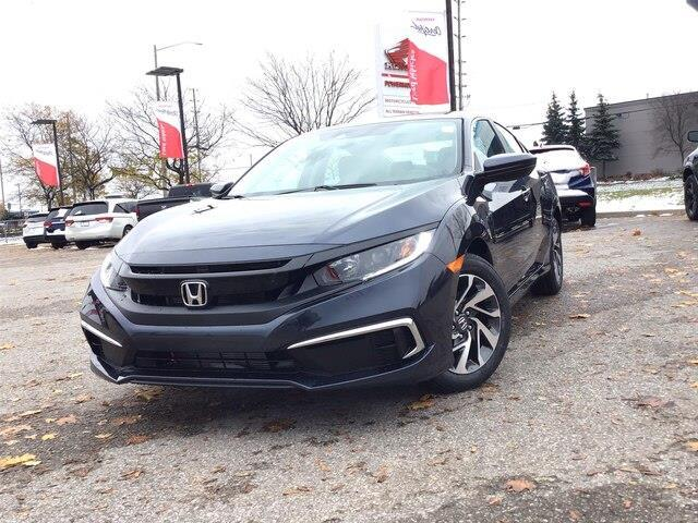 2020 Honda Civic EX (Stk: 20093) in Barrie - Image 1 of 24