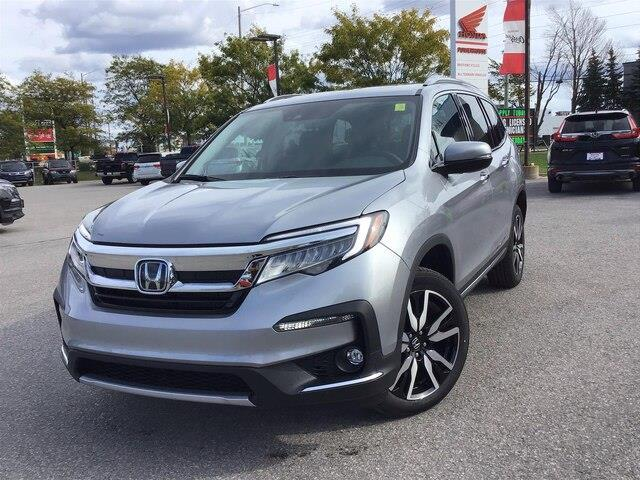 2020 Honda Pilot Touring 7P (Stk: 20101) in Barrie - Image 1 of 28