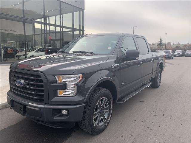 2016 Ford F-150 XLT (Stk: UT1328) in Kamloops - Image 1 of 25