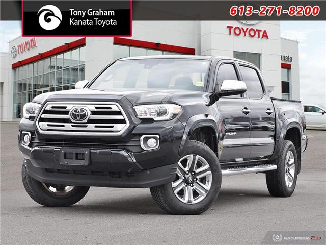 2018 Toyota Tacoma Limited (Stk: 89970A) in Ottawa - Image 1 of 29