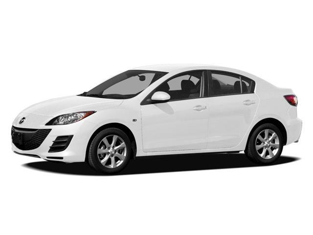 2010 Mazda Mazda3 GX (Stk: 19115A) in Owen Sound - Image 1 of 1