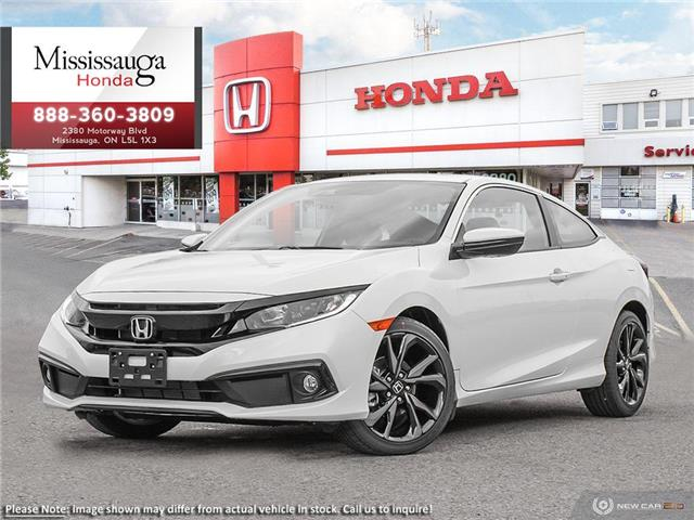 2020 Honda Civic Sport (Stk: 327263) in Mississauga - Image 1 of 23