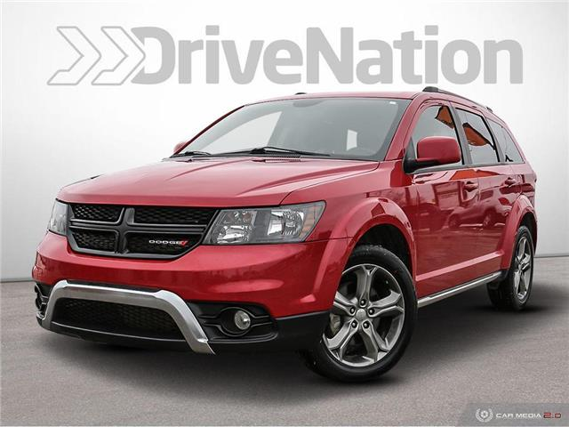 2017 Dodge Journey Crossroad (Stk: A3072) in Saskatoon - Image 1 of 27