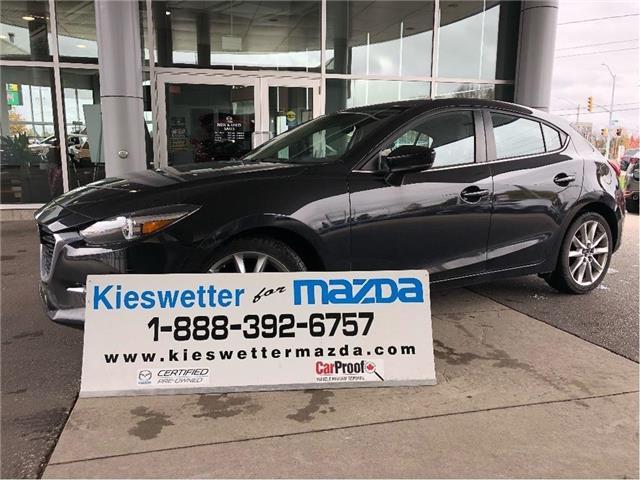 2017 Mazda Mazda3 Sport GT (Stk: U3908) in Kitchener - Image 1 of 25