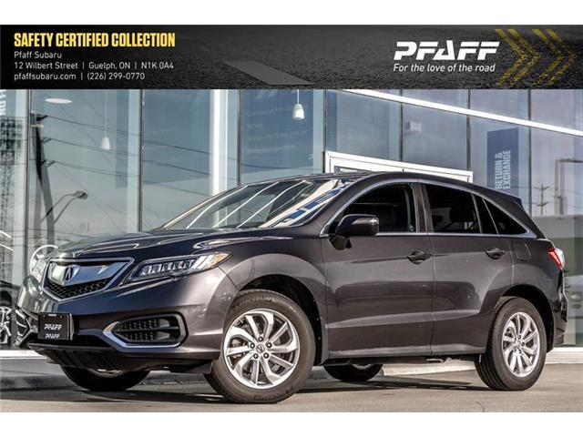 2016 Acura RDX Base (Stk: SU0123) in Guelph - Image 1 of 22