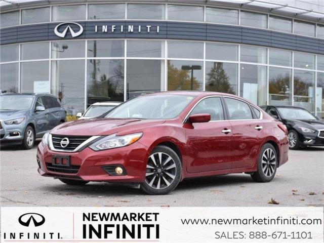 2018 Nissan Altima 2.5 SV (Stk: UI1258) in Newmarket - Image 1 of 25