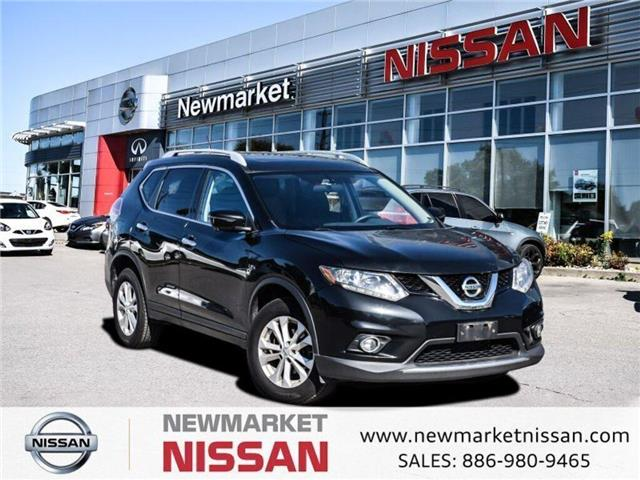 2016 Nissan Rogue SV (Stk: UN1042) in Newmarket - Image 1 of 26