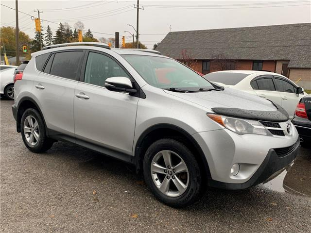 2013 Toyota RAV4 XLE (Stk: 2T3WFR) in Kitchener - Image 1 of 1