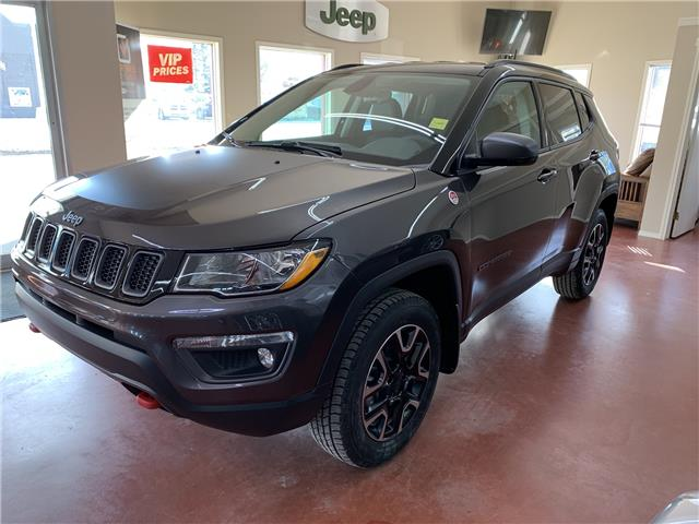 2020 Jeep Compass Trailhawk (Stk: T20-4) in Nipawin - Image 1 of 14