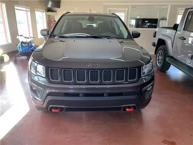 2020 Jeep Compass Trailhawk (Stk: T20-4) in Nipawin - Image 2 of 14