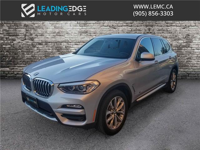 2018 BMW X3 xDrive30i (Stk: 16772) in Woodbridge - Image 1 of 22