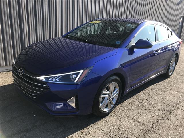 2019 Hyundai Elantra Preferred (Stk: U3535) in Charlottetown - Image 1 of 22