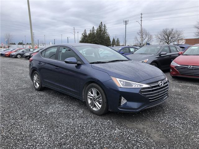 2019 Hyundai Elantra Preferred (Stk: X1379) in Ottawa - Image 1 of 12