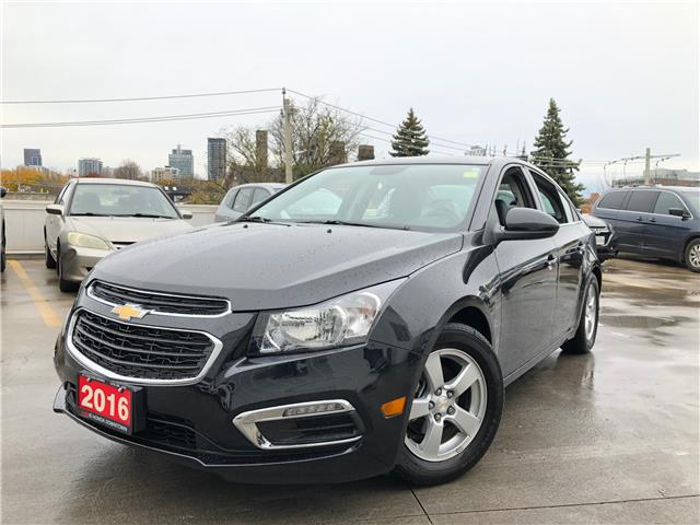 2016 Chevrolet Cruze Limited 2LT (Stk: HP3567) in Toronto - Image 1 of 25