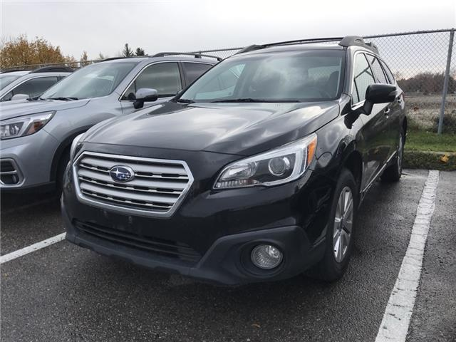 2016 Subaru Outback 2.5i Touring Package (Stk: P421) in Newmarket - Image 1 of 1